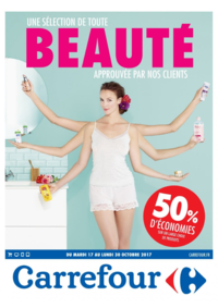 Prospectus Carrefour Drancy : Une sélection de toute beauté approuvée par nos clients