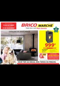 Catálogos e Coleções Bricomarché Benavente : Catálogo de aquecimento
