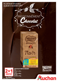 Prospectus Auchan MAUREPAS : Passionnément chocolat
