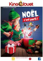 Catalogues et collections King Jouet : Noël c'est parti !