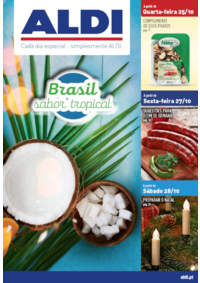 Folhetos Aldi Moita : Brasil sabor tropical