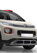 Catalogues et collections Citroen : Découvrez la Citroën C3 Aircross