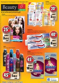 Folhetos Beauty Stores Almada : Descontos do mês