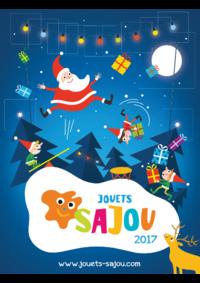 Catalogues et collections Jouets Sajou Joinville-le-Pont : Catalogue de Noël 2017