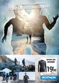Prospectus DECATHLON Forbach : L'hiver ne vous arrêtera pas