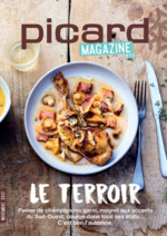 Journaux et magazines Picard : Picard Ma : Le Terroir