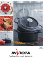 Catalogues et collections  : Catalogue Art culinaire 2017-2018