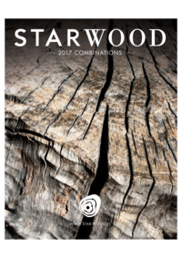 Catálogos e Coleções Porcelanosa Lisboa : Starwood 2017 Combinations