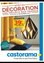 Prospectus Castorama : Spécial décoration