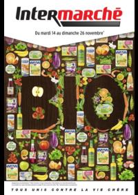 Prospectus Intermarché Super Saint-Vit : BIO