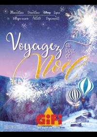 Catalogues et collections Gifi BESANCON : Voyagez au pays de Noël