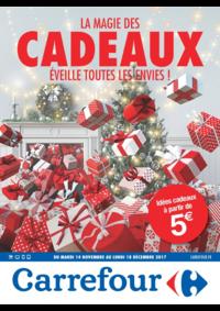 Prospectus Carrefour GENNEVILLIERS : La magie des cadeaux éveille toutes les envies