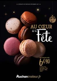 Catalogues et collections Auchan Plaisir : Au coeur de la Fête