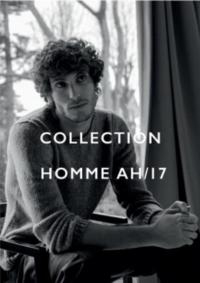 Catalogues et collections Montagut Paris 30 avenue de Suffren : Collection homme automne-hiver