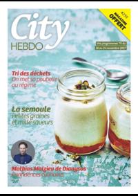 Journaux et magazines Carrefour city Châtenay-Malabry : Feuilletez le magazine Contact Hebdo