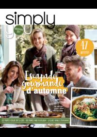 Journaux et magazines Carrefour Express BRUXELLES Beurre : Magazine Novembre 2017