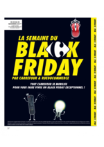 Prospectus Carrefour Market : La semaine du black friday