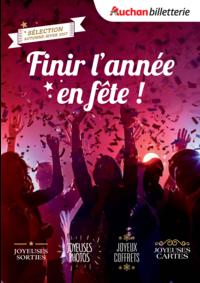 Prospectus Auchan MAUREPAS : Finir l'année en fête !