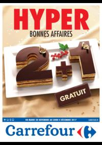 Prospectus Carrefour CHARENTON LE PONT : 2+1 gratuit
