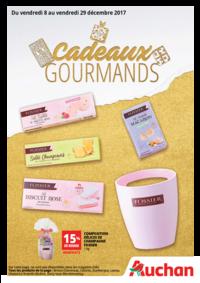 Prospectus Auchan : Cadeaux gourmands