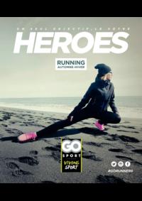 Guides et conseils Go Sport EVREUX : Guide Go Sport Heroes Running