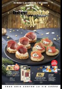 Prospectus Intermarché Super Aubevoye : Noël