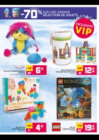 Prospectus Gifi ST MARCEL VERNON : Jusqu'à -70% sur une grande sélection de jouets