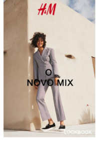 Catálogos e Coleções H&M Almada Forum : Lookbook senhora O novo mix