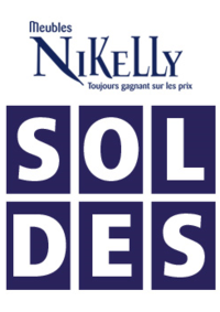 Prospectus Meubles Nikelly : Les soldes !