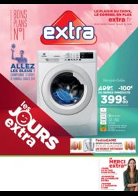 Prospectus EXTRA NOGENT : Les jours Extra