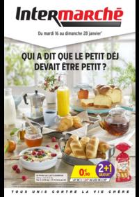 Prospectus Intermarché Super Chaumont : Qui a dit que le petit déj devait être petit ?
