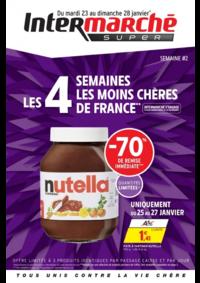 Prospectus Intermarché Express PARIS 4 : Les 4 semaines les moins chères de France. Semaine 2