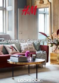 Catalogues et collections H&M Anderlecht : Lookbook maison Glamour éclectique