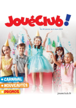 Prospectus JouéClub : Le catalogue du moment