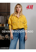 Catálogos e Coleções H&M : Lookbook senhora Denim descodificado