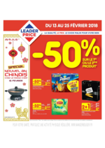 Prospectus Leader Price : Nouvel an chinois