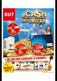Prospectus But Saint-Maximin : Le cash du siecle