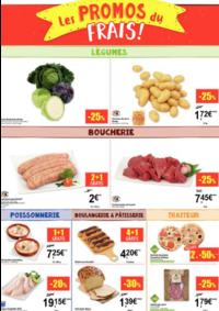 Prospectus Carrefour Market UCCLE Sq Marlow : les promos du frais offres valables partir du 21 fevrier