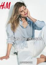Catálogos e Coleções H&M : Lookbook mulher Dias luminosos