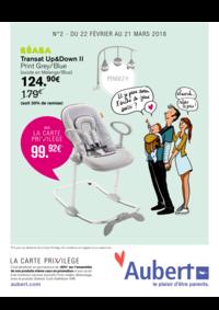 Prospectus Aubert VELIZY VILLACOUBLAY : Go, les prix promos !
