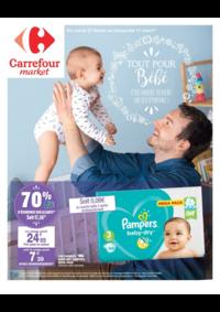 Prospectus Carrefour Market TOULON : Tout pour bébé