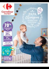Prospectus Market Brunoy : papa champion