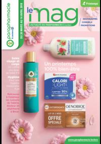 Prospectus Parapharmacie E.Leclerc COLOMBES : Le Mag printemps
