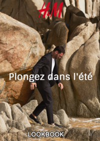Catalogues et collections H&M Namur : Lookbook homme Plongez dans l'été