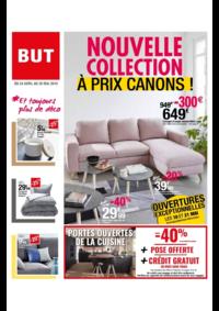 Prospectus BUT : Nouvelle collection à prix canons !