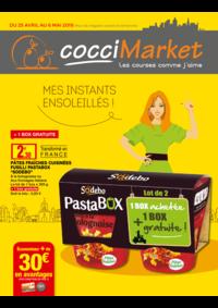 Prospectus CocciMarket IVRY SUR SEINE : Mes instants ensoleillés !