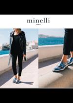 Prospectus Minelli : Nouvelle Collection Été 18