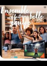 Prospectus Boulanger : Ensemble on fait une belle équipe