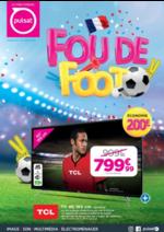 Prospectus  : Fou de Foot