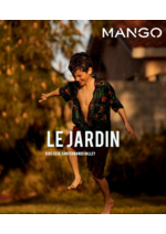 Prospectus MANGO : Enfants: le jardin